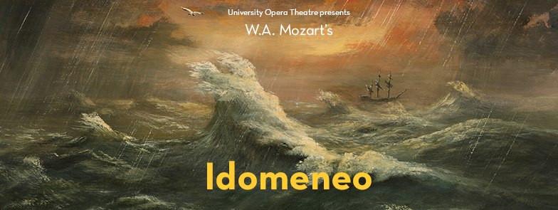 Idomeneo by Wolfgang Amadeus Mozart