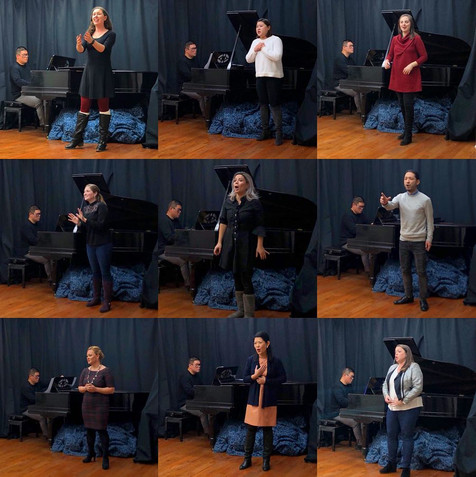 Canto New York Workshop