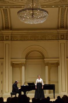 Weill Recital Hall at Carnegie Hall