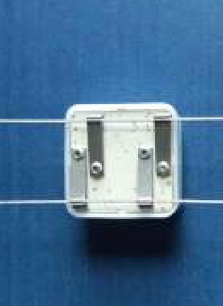 DFS3000 LED unit with clear, diffused or smoked low profile cover