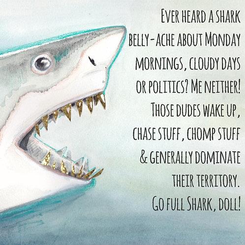 Go Full Shark
