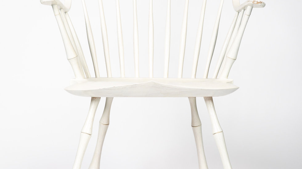 continuous arm chair -