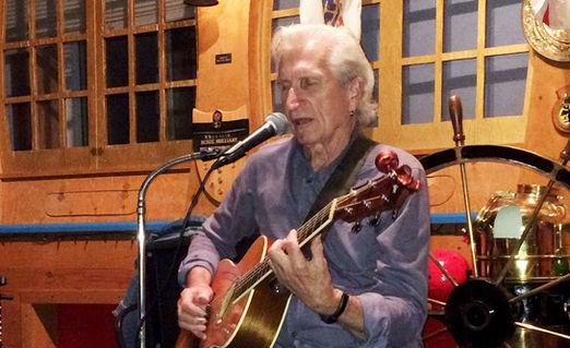 Jake Thomas, solo acoustic roots & blues
