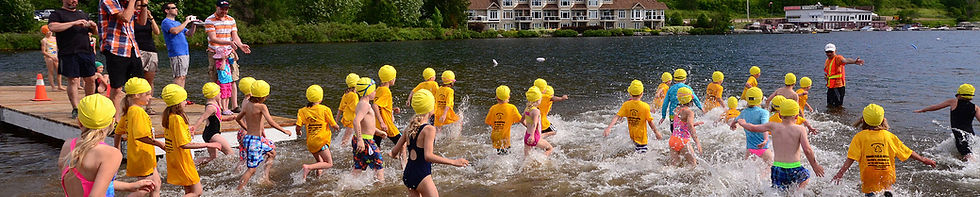 Kids Triathlon Swim