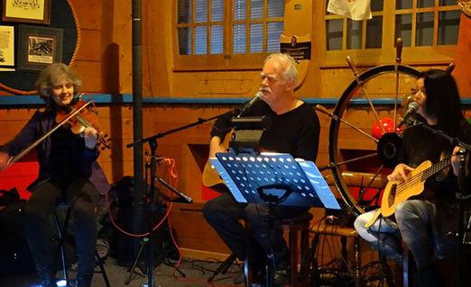 Pulling Strings Trio