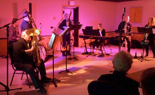 Restoration Jazz Band