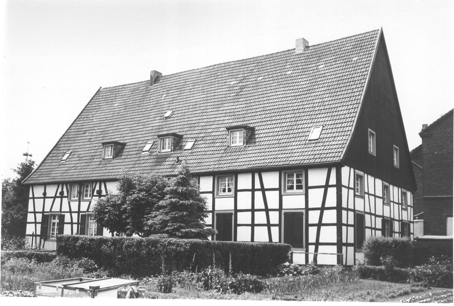 dieckhof mit Garten