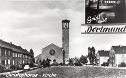 christopheruskirche postkarte