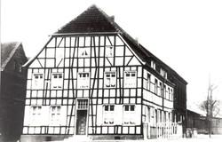 fachwerkhaus unbekannt