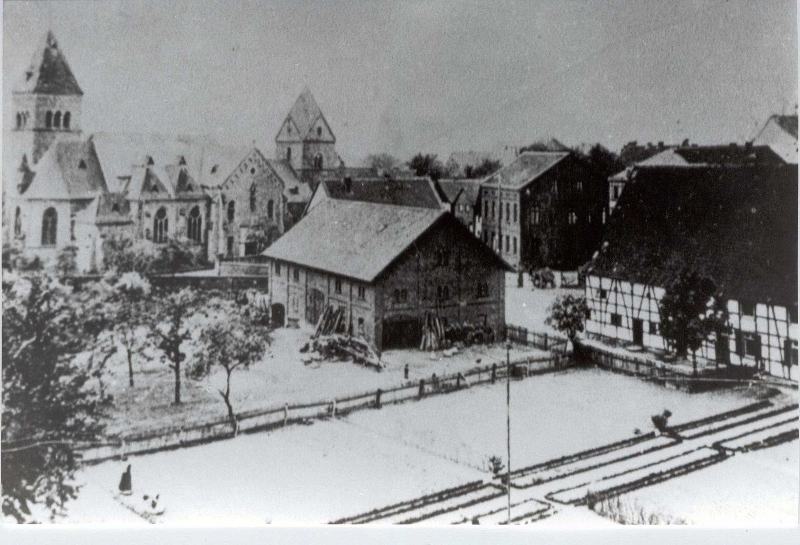 dieckhof mit Garten 3