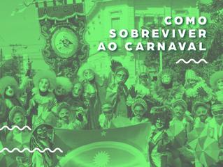 Como SOBREVIVER ao Carnaval!