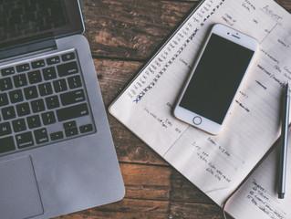 Aumente a sua produtividade no ambiente de trabalho!