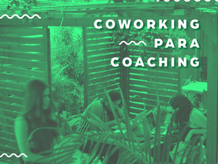 Coworking para Coaching