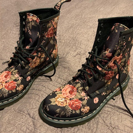 These Boots Were Made For Painting