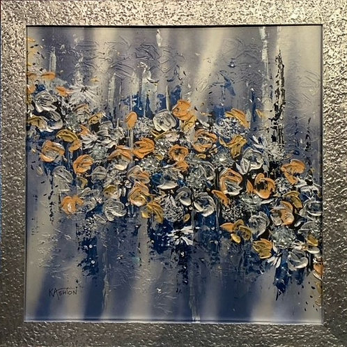 LOVING LIFE Original Textured Painting