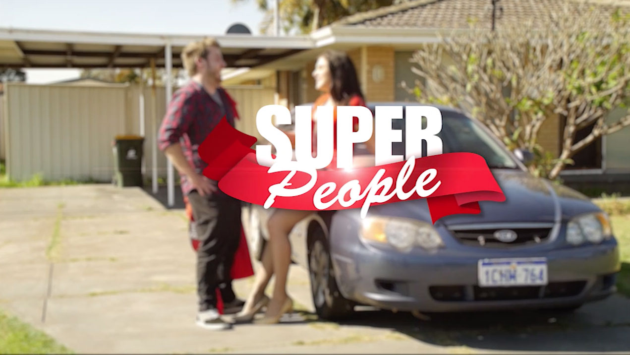 Super People - Screen Shot