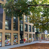 Oxford Accommodation Building