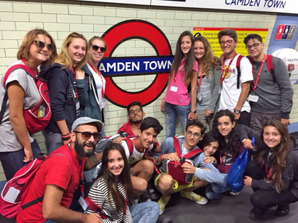 Excursion to Camden Town