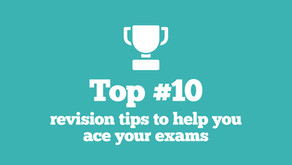 Printable top 10 revision tips for your GCSEs