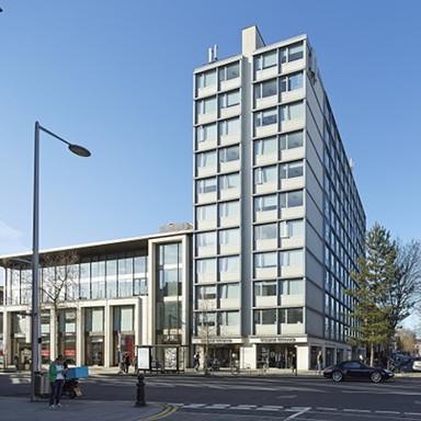 South Kensington Accommodation Building