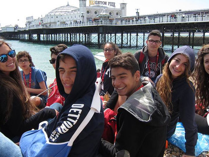 Excursion to Brighton