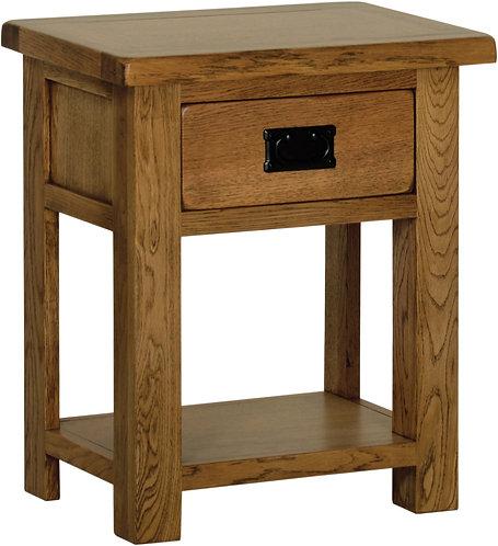 Devonshire Pine Rustic Oak RB25 Night Stand