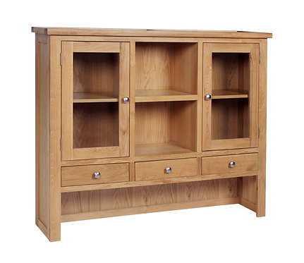 Devonshire Living Dorset Oak DOR055 Large Dresser Top