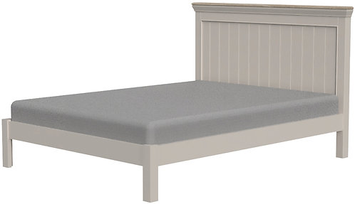 Devonshire Pine Cobble Painted COB043 5' Bed