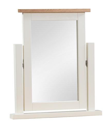 Devonshire Living Dorset Painted DPT023 Single Vanity Mirror