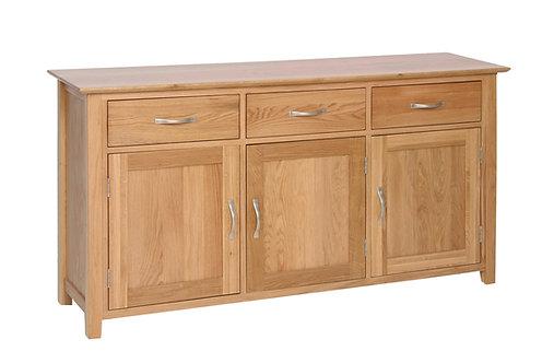 Devonshire Pine New Oak NS45 Large Sideboard
