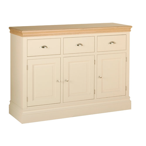 Devonshire Living Lundy LS40 3 Drawer Sideboard