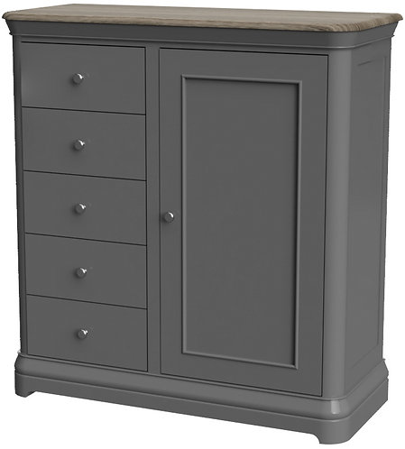 Devonshire Living Pebble Painted PEB035 Gents Chest