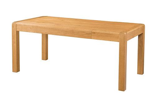 Devonshire Living Avon Oak DAV026 140cm End Extension Dining Table