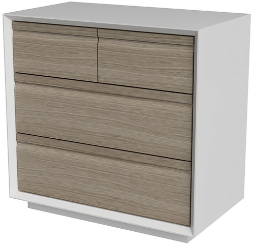 Devonshire Living Corton CUB003 2 +2 Chest of Drawers