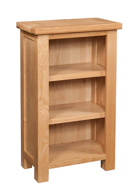 Devonshire Pine Dorset Oak DOR060 Small Bookcase