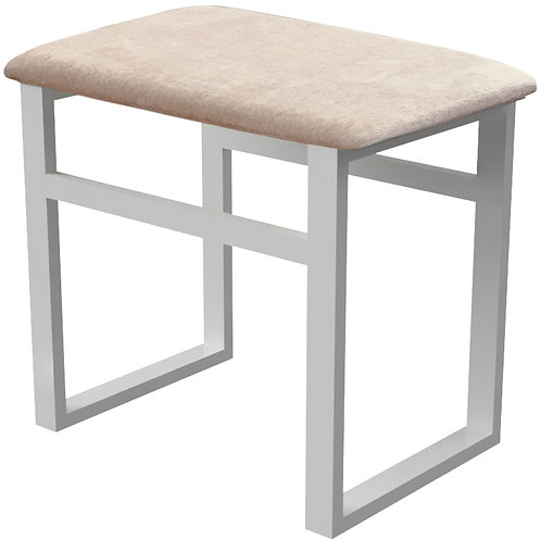 Devonshire Living Corton CUB023 Dressing Table Stool