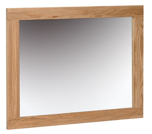 Devonshire Living New Oak NM20 Oak Wall Mirror