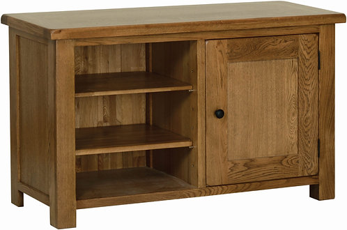 Devonshire Living Rustic Oak RE20 Standard TV Cabinet