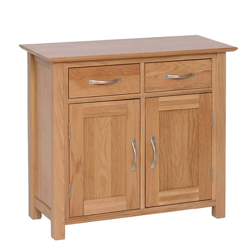Devonshire Living New Oak NS15 Small Sideboard