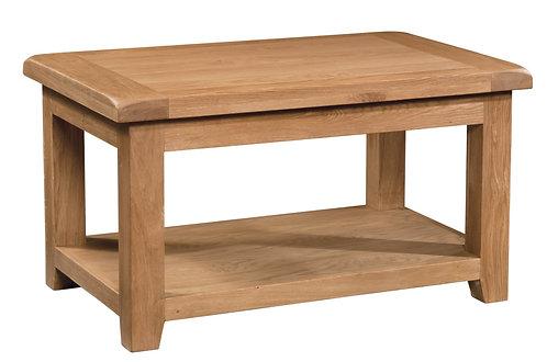 Devonshire Living Somerset Oak SOM074 Standard Coffee Table