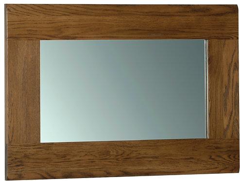 Devonshire Living Rustic Oak RM22 Wall Mirror 900 x 600