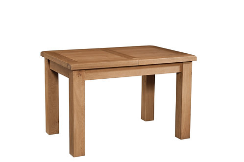 Devonshire Pine Somerset SOM093 Dining Table with 1 Extension