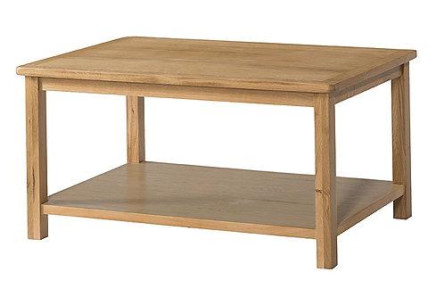 Devonshire Living Burford BF0042 Coffee Table with Shelf