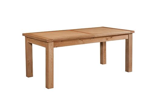 Devonshire Living Dorset Oak DOR095 Large Extending Dining Table