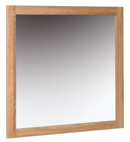 Devonshire Pine New Oak NM25  Oak Wall Mirror