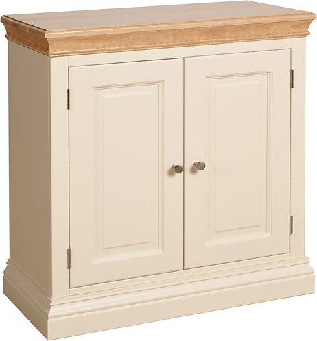 Devonshire Pine Lundy LS05 2 Door Cabinet