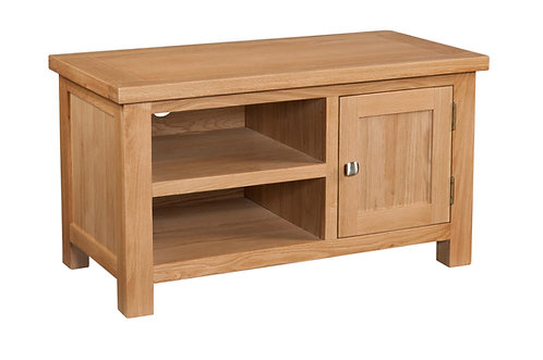 Devonshire Living Dorset Oak DOR071 Standard TV Unit