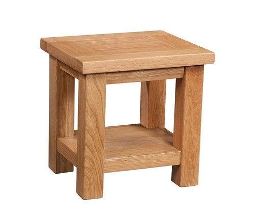 Devonshire Living Dorset Oak DOR077 Lamp Table
