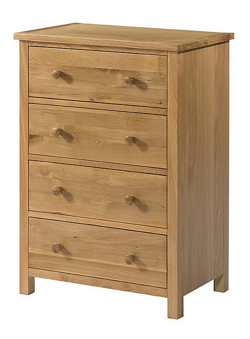 Devonshire Living Burford BFO008 4 Drawer Chest