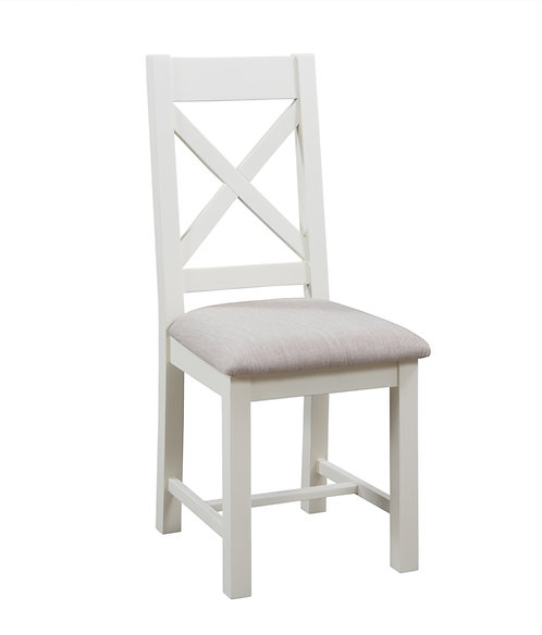 Devonshire Living Dorset Painted DPT150 Cross Back Chair